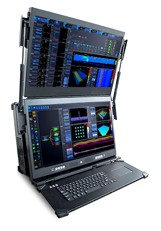 SPECTRAN V6 Command Center